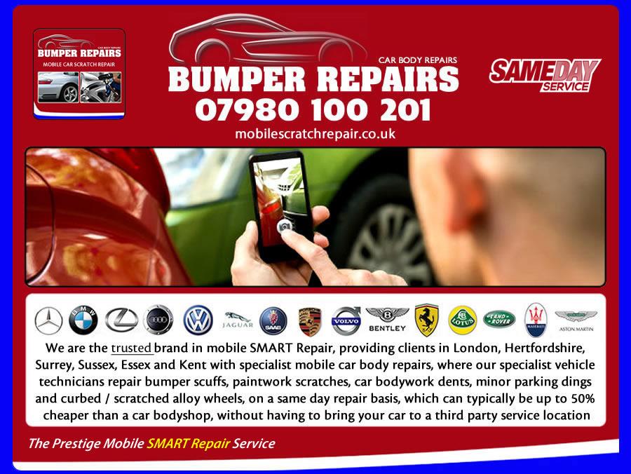 car scratch repair quote